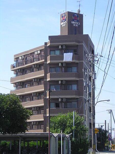 信開グラビス駅北[6階]の外観