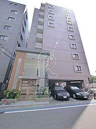 ピュアドームスタシオン箱崎[402号室]の外観