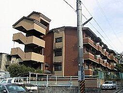 大阪府吹田市五月が丘西の賃貸マンションの外観