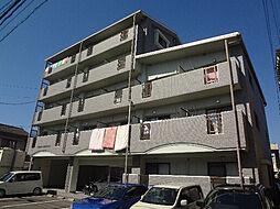 愛媛県松山市和泉北1丁目の賃貸マンションの外観
