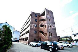 徳島県徳島市中吉野町3丁目の賃貸マンションの外観