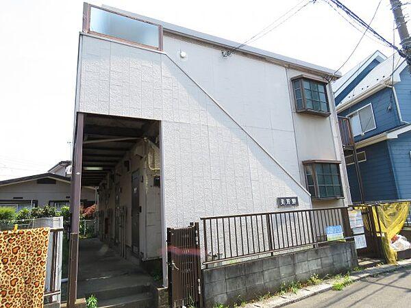 美芳野[1階]の外観