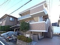 埼玉県三郷市中央3丁目の賃貸マンションの外観