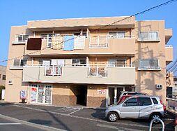 奈良県大和高田市西町の賃貸マンションの外観