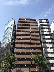 スカイコート芝壱番館[8階]の外観