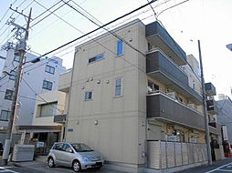 東京都江東区亀戸6丁目の賃貸アパートの外観