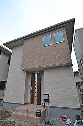 [一戸建] 岡山県岡山市北区西之町 の賃貸【/】の外観