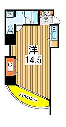 グランドルチェ5[403号室]の間取り