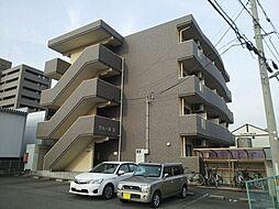 香川県綾歌郡宇多津町浜六番丁の賃貸マンションの外観
