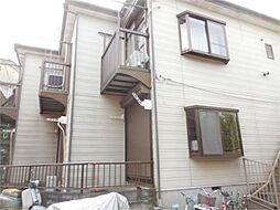 グリンパーク[2階]の外観