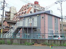 コーポ東町[201号室]の外観