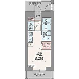 フローライト[1階]の間取り