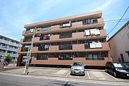 愛知県名古屋市港区川間町2丁目の賃貸マンションの外観