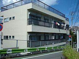 稲村ハイツ[2階]の外観