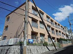 大阪府豊中市上野西2丁目の賃貸マンションの外観