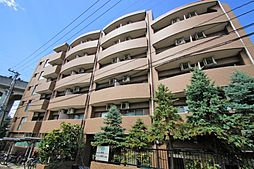 宮城県仙台市若林区連坊小路の賃貸マンションの外観
