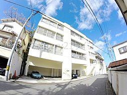 兵庫県宝塚市仁川高丸2丁目の賃貸マンションの外観