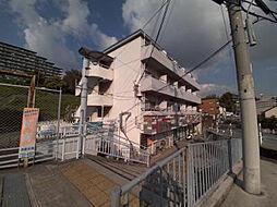 兵庫県神戸市須磨区妙法寺の賃貸マンションの外観