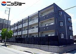 Riziere21[3階]の外観