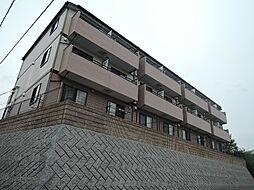 福岡県北九州市八幡西区永犬丸3の賃貸アパートの外観