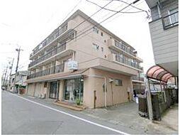 栗沢マンション[3階]の外観
