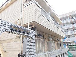 ウッディパレス松戸[2階]の外観