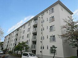長岡天神ハイツ 14棟406号[4階]の外観
