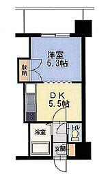 エンドレス519[2階]の間取り