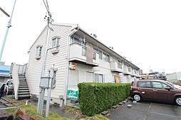 愛知県名古屋市南区平子1丁目の賃貸アパートの外観