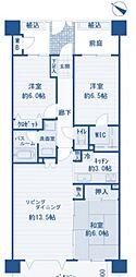 京王八王子駅 10.5万円