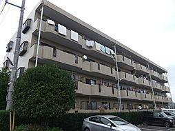 リヴェールマンション[3階]の外観