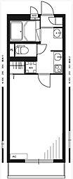 リブリ・サンヴィレッジ21(6/16退去予定)[2階]の間取り