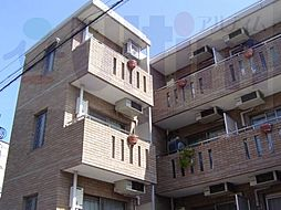 京都府京都市東山区下堀詰町の賃貸マンションの外観