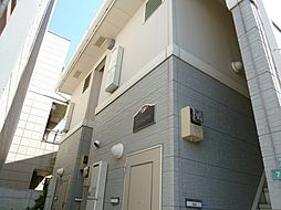 兵庫県西宮市甲子園口3丁目の賃貸アパートの外観