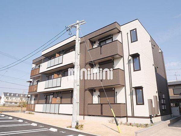 プランドールVIII B棟 2階の賃貸【愛知県 / 豊橋市】