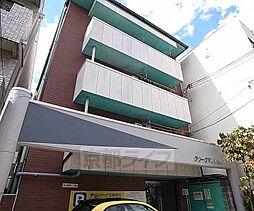 京都府京都市東山区白川筋三条下る土居之内町の賃貸マンションの外観