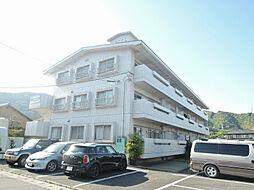 福岡県北九州市門司区吉志7丁目の賃貸マンションの外観