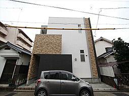 愛知県名古屋市中村区中島町1の賃貸アパートの外観