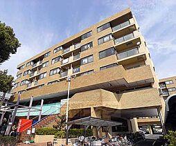 京都府京都市上京区智恵光院通一条下る新白水丸町の賃貸マンションの外観
