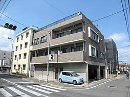 福岡県福岡市城南区鳥飼7丁目の賃貸マンションの外観