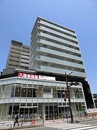 グラン長久茨木[8階]の外観