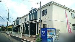 長崎県大村市大川田町の賃貸アパートの外観