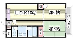 鈴蘭台駅 4.7万円