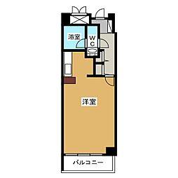 佐鳴湖パークタウンサウス[3階]の間取り