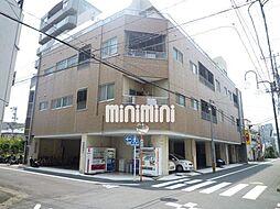 新宿マンション[3階]の外観