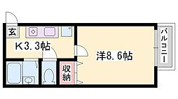 山陽天満駅 4.1万円