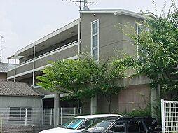 京都府宇治市大久保町南ノ口の賃貸マンションの外観