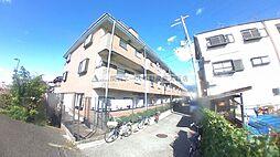 アムール新池島[3階]の外観