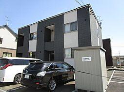 [タウンハウス] 北海道札幌市北区篠路一条2丁目 の賃貸【北海道 / 札幌市北区】の外観