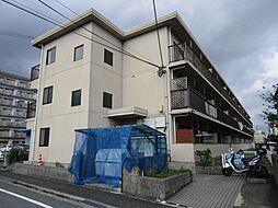 プラネット吉田[1階]の外観